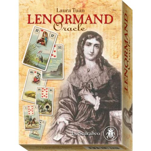 Lenormand Oracle Hard Box Set